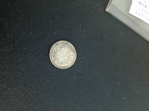 holanda moeda prata 10 cents 1941