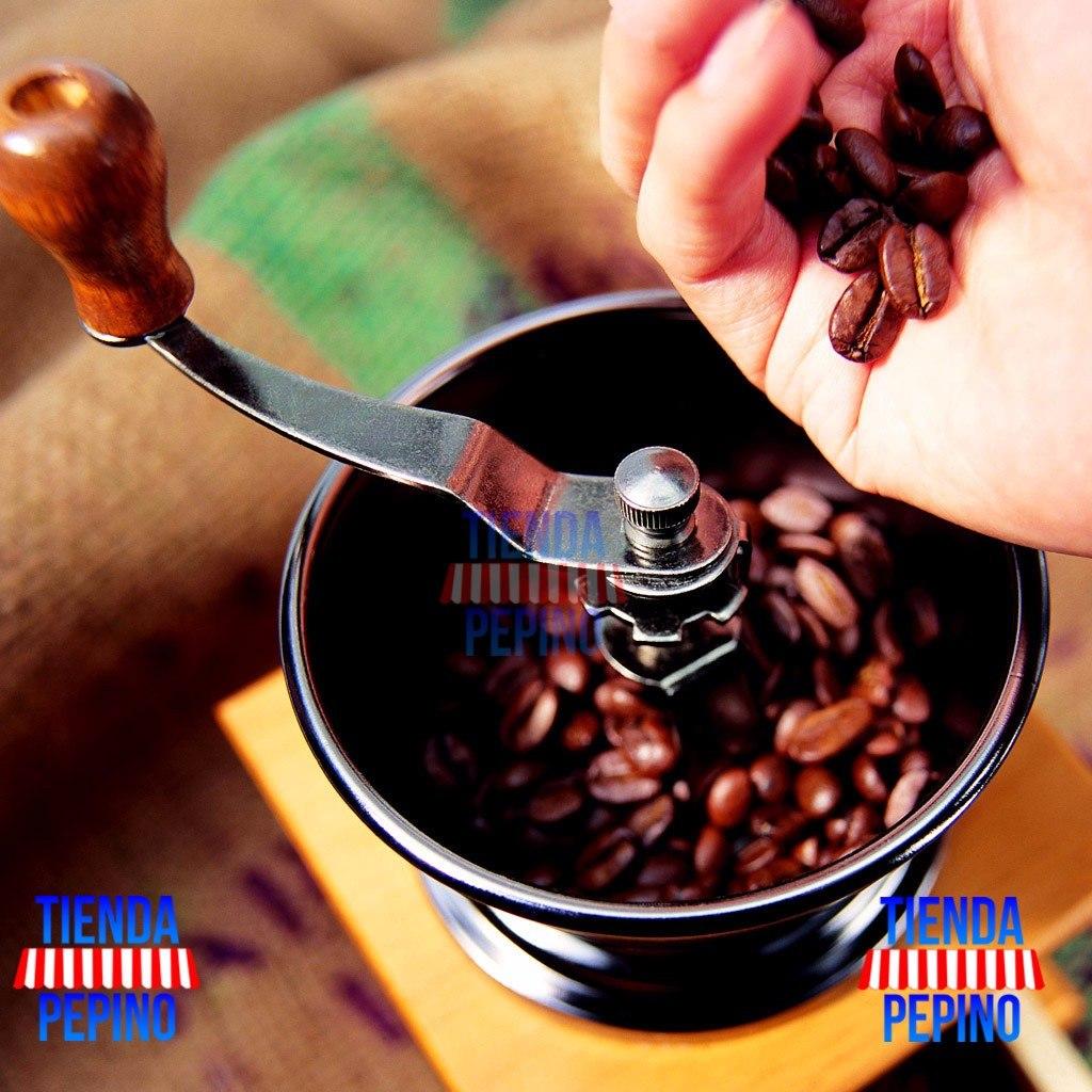 529949aff72b9 holar molinillo madera granos café cafetera tienda pepino. Cargando zoom.