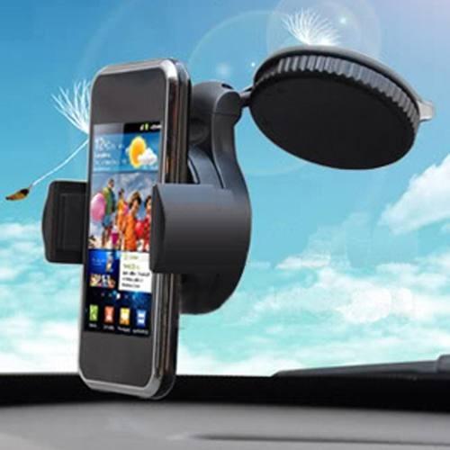 holder  auto celular mp3/4 ipod c/ mini brazo universal