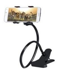 holder brazo largo de metal p/smartphones, iphones. (callao)