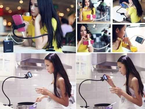 holder brazo largo para celulares