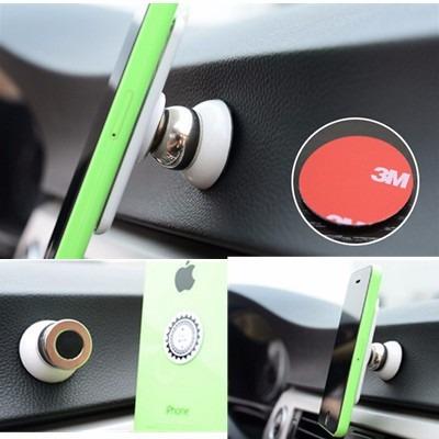 holder celular magnetico para dash del carro