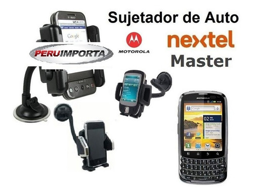 holder holster p/ auto gps entel s6 iphone 4 5s xperia c4 c3