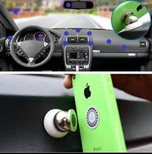 holder magnético porta celular para auto