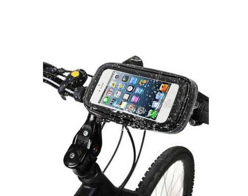 holder o soporte para celular con clavija