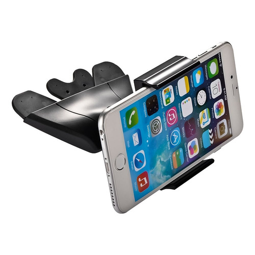 holder p auto / cd autoradio iphone 6 5s samsung note 4 s6