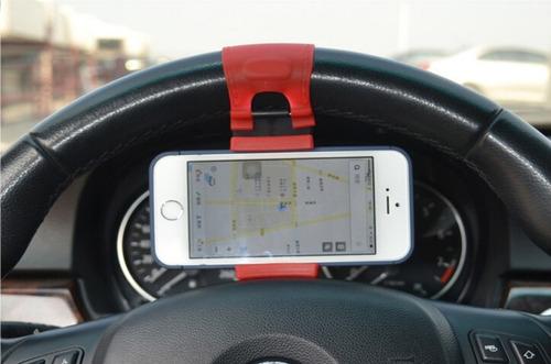 holder para timon de auto sujetador para celular