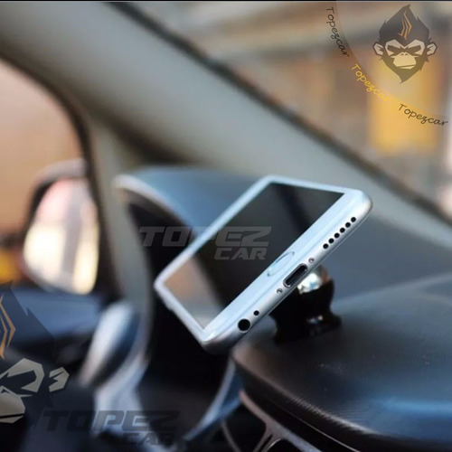 holder soporte magnetico celular tablet universal autos casa