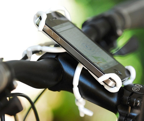 holder soporte p/ bicicleta spider podium iphone samsung lg