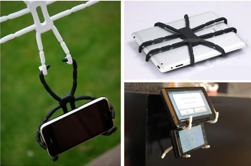 holder soporte p/ tablet y celular samsung moto lg g3 apple