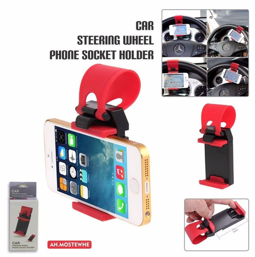 holder timon - carro  para smartphone