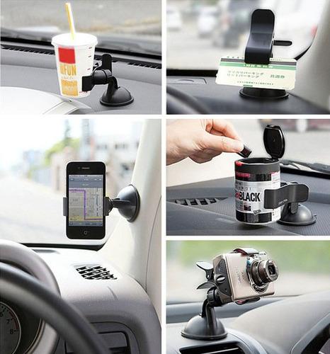 holder universal p/ auto iphone x samsung j4 j6 j5 pro j7 lg