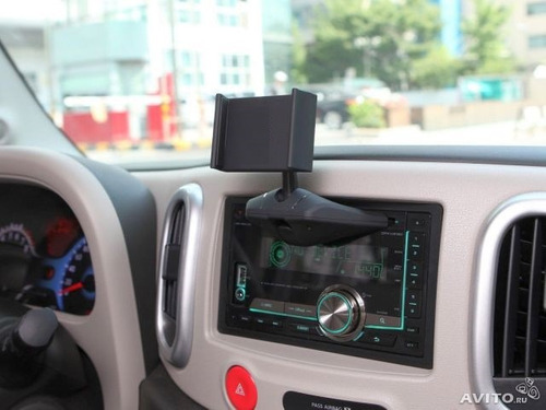holder universal p/ tablero lg g4 apple samsung nokia xperia
