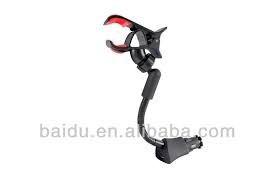 holder universal para smartphones, gps,con cargador usb