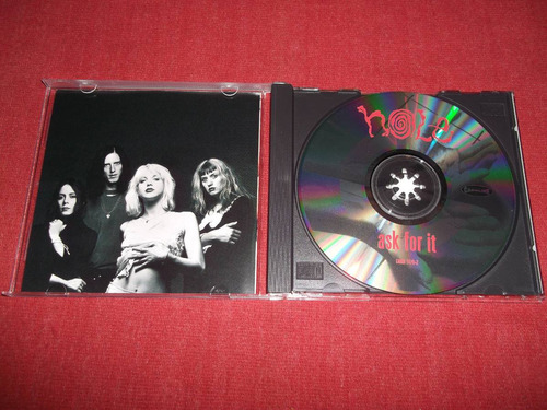 hole - ask for it cd ep usa ed 1995 mdisk