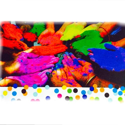 holi color polvo x50grs - fiesta & eventos en la golosineria
