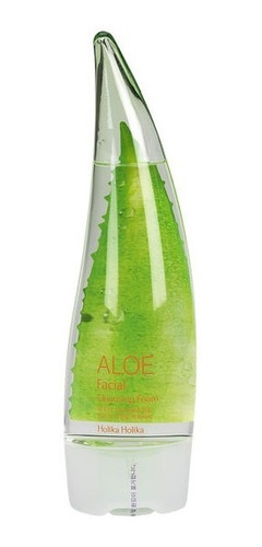 holika holika aloe facial cleansing foam 150ml