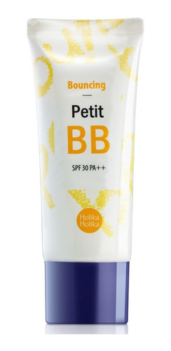 holika holika petit bb cream (new)  bouncing spf 30pa++