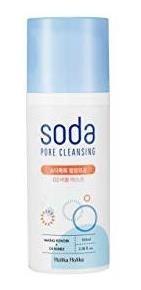 [holika holika] soda poros limpiador o2 bubble mascarilla 33