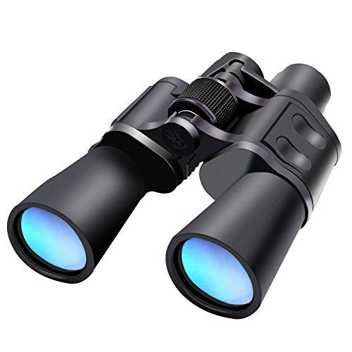 Holisouse 10x50 Binoculares Para Adultos Hd Profesional Luz ...
