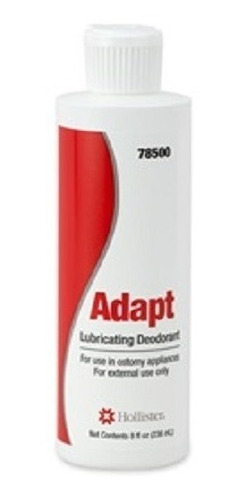 hollister 78500 adapt lubricante y desodorante frasco 236 ml