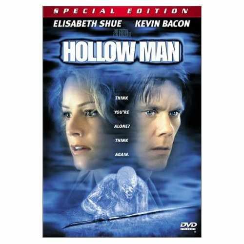 hollow man  (dvd original, no copia)