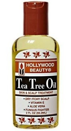 hollywood beauty - tea tree oil