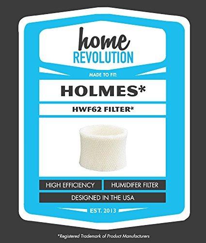 holmes hwf62 comparable de reemplazo del filtro humidificad