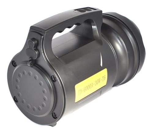 holofote super potente led 30w td 6000a t6 +1.517 vendas