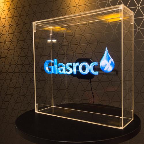 holografia para ventilador 3d