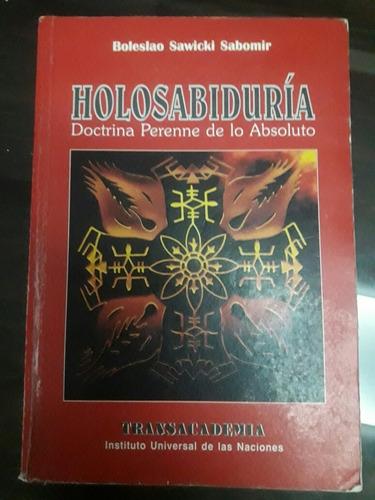 holosabiduria doctrina perenne de lo absoluto