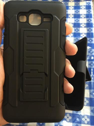 holster clip protector funda uso rudo grand prime g530