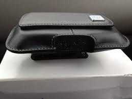 holster estuche blackberry 8520, 8900, 9700 original.