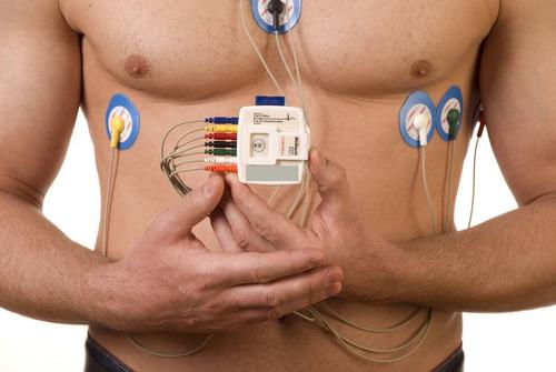 holter cardíaco de 24 hs a domicilio