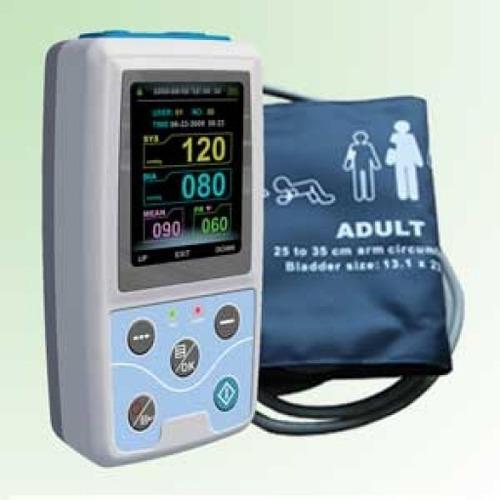 Holter Monitor De Presion Arterial Mapa Contec Abpm50 - S..