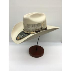 ceb4ff3364 Sombrero Texano Lona Calado Modelo Merida