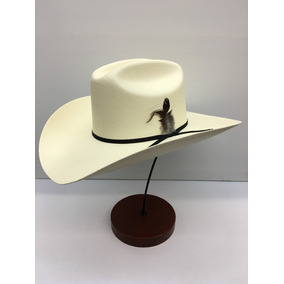 f2f1d04bef4f2 Sombrero Texano Lona Calado Modelo Ganadera
