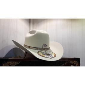 d4e6263ec01de Sombrero Texana Larry Mahan 5x Pelo De Conejo Tacoma Belly