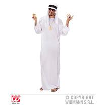 Árabe Traje - Sheik (l) (túnica Tocado) Vestido De Lujo