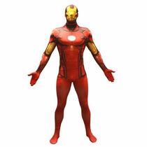 Vengadores Adultos L Marvel Autorizado - Iron Man Costume