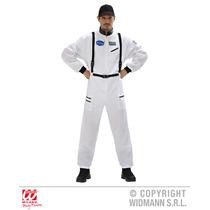 Astronauta Traje - Blanco Mono Adultos Espacio Medio