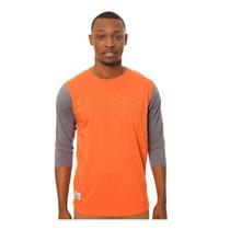 Fourstar Clothing Para Hombre El Malto Béisbol Camiseta Bá
