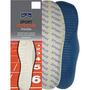 Plantillas - Shoe String Deporte Moldeado Tamaño 10 Heavy D