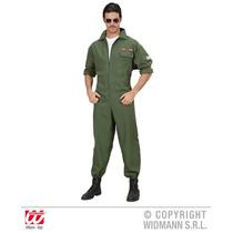 Traje Piloto - Adultos Mens Grande Jet Avión De Combate Del