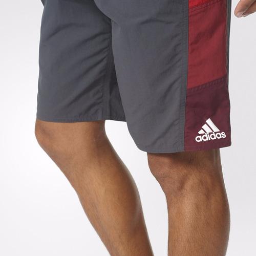 hombre adidas short
