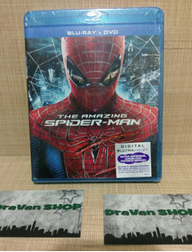 Amazing Ray Spiderman Blu ArañaThe Película Hombre SVMpUz