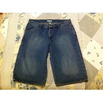 A | X Armani Short T- 50 Jeans Mezclilla Varón Originales