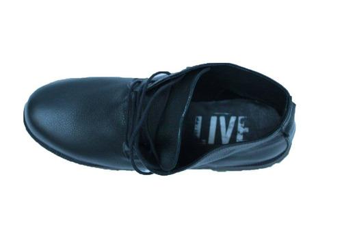 hombre borcego zapato