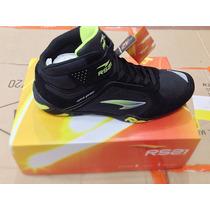 Zapatos Botines Botas Rs21 Originales Para Caballeros Nuevos