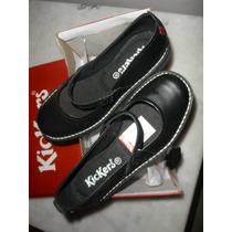 Zapatos Colegial Kickers